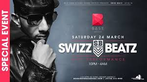 Swizz Beatz Live in Dubai