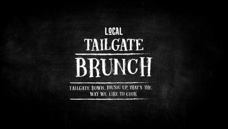 Tailgate Brunch in Barsha Heights every friday @ 2pm