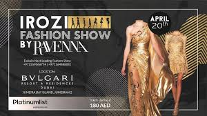 Irozi Fashion Show by Ravenna