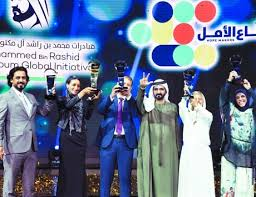 Arab Hope Makers 2018 Awards at Dubai Studio City