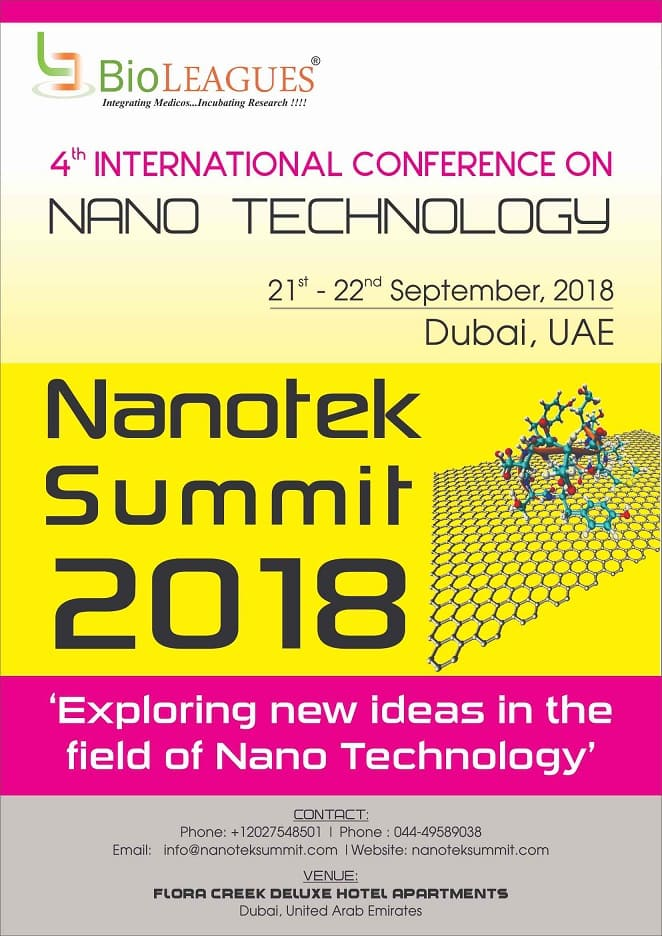 Nanotek Summit 2K18