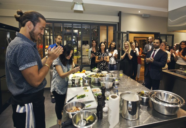 Iftar Cooking Classes at Top Chef Dubai