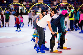 Ramadan Lights Fest at Dubai Ice Rink