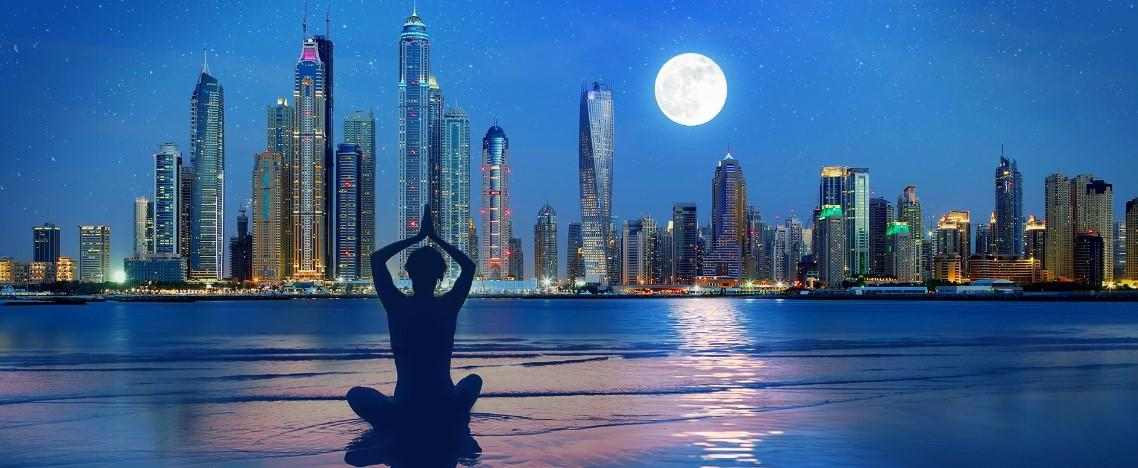 Full Moon Friday Yoga