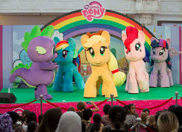 My Little Pony Live at Dragon Mart 2