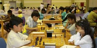 15th Dubai Juniors Chess Tournament
