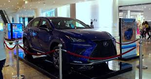Shop, Spend & WIN a Lexus at Dubai festival city mall