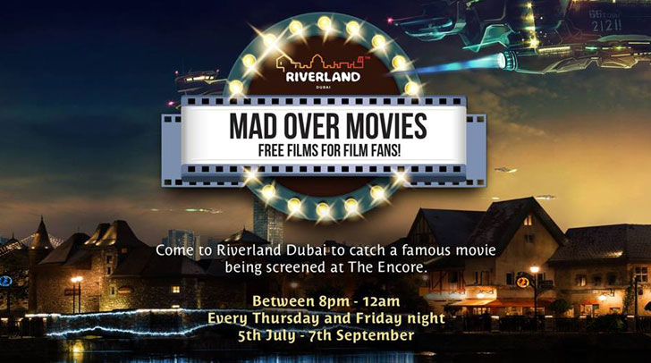 ​Free Classic Movies at Riverland