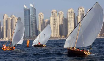 DIMC hosts traditional dhow racing season opener