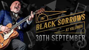 Joe Camilleri & The Black Sorrows Live in Dubai