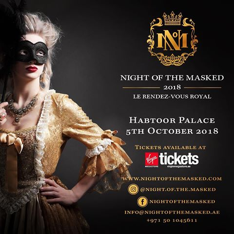 Night of the Masked 2018