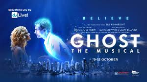 Ghost the Musical at Dubai Opera