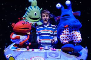 ​Aliens Love Underpants at Madinat Theatre