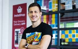​Start-up Talk with Instashop Founder