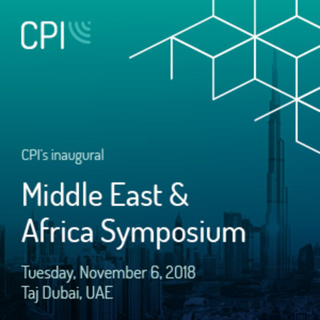 CPI Middle East and Africa Symposium
