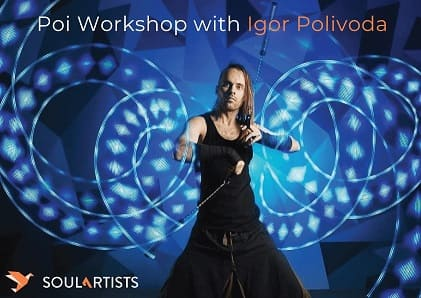 Poi Workshop with Igor Polivoda