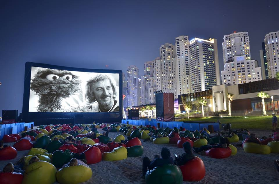 Urban Outdoor Cinema returns to Dubai Marina