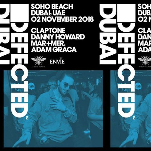 ​Defected at Soho Beach