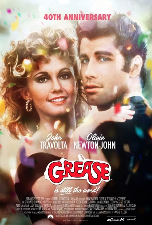 Grease - Screening at Cinema Akil
