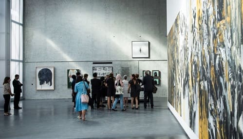 ​Galleries Night at Alserkal Avenue