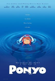 Screening of Ponyo at Cinema Akil
