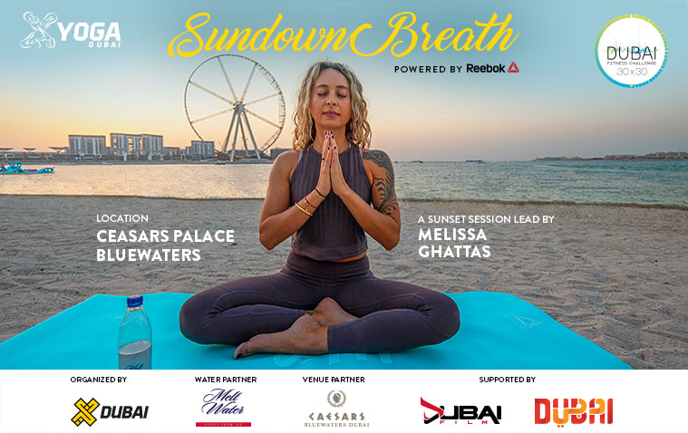 ​Sundown Breath by XYoga Dubai