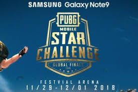 PUBG MOBILE STAR CHALLENGE Global Finals