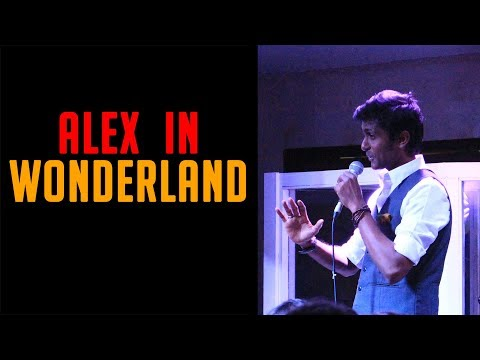 ​Alex in Wonderland