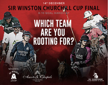 Sir Winston Churchill Cup Final 2018