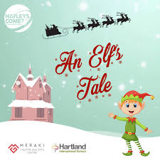 ​An Elf's Tale Musical Theatre Camp