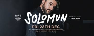 ​Solomun Live at Soho Beach