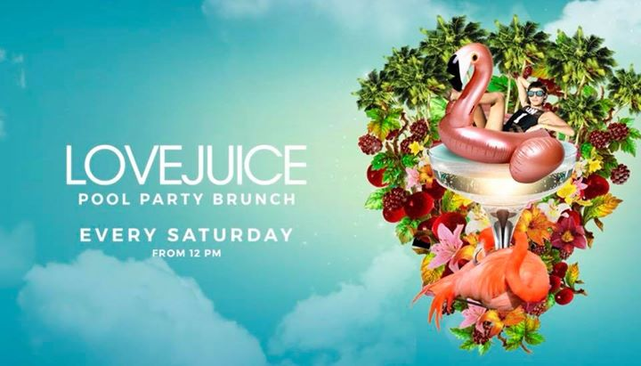 Drai's DXB Presents: LOVEJUICE