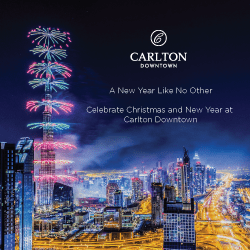 New Years Eve at Carlton Downtown