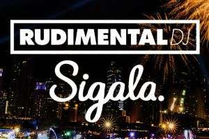 ​Rudimental and Sigala Headline NYE at Zero gravity