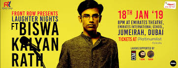 ​Laughter Night with Biswa Kalyan Rath