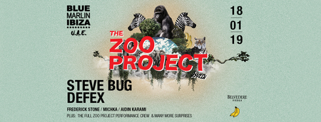 The Zoo Project with Steve Bug and Defex