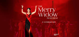 The Merry Widow at Dubai Opera