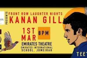 Front Row Laughter Nights​ ft. Kanan Gill