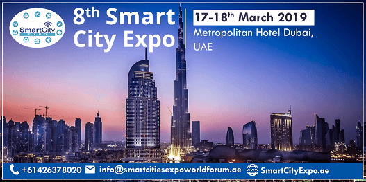 8th Smart City Expo Dubai 2019
