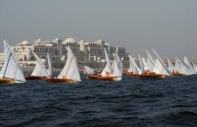 Al Gaffal Traditional 60ft Dhow Race 2016