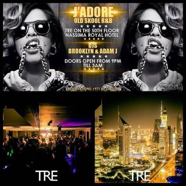 J'Adore RnB & HipHop Nights Every Thursday