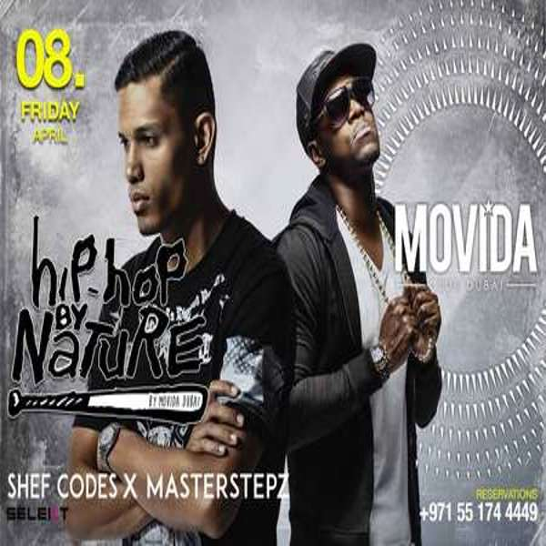 Hip Hop By Nature, Masterstepz X Shef Codes