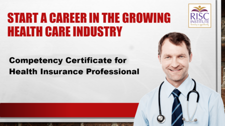 Competency Certificate for Health Insurance Representat