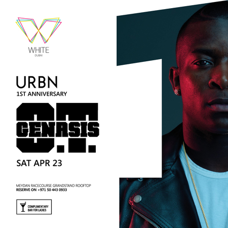 URBN First Anniversary at WHITE Dubai