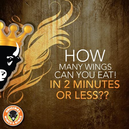 King of Wings Competition