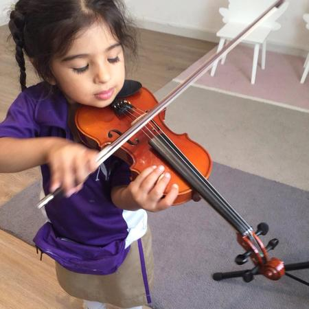 Masterminds Nursery - Suzuki Violin lessons