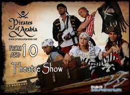 Pirates of Arabia Play