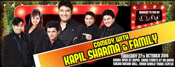Comedy With Kapil Sharma And Family