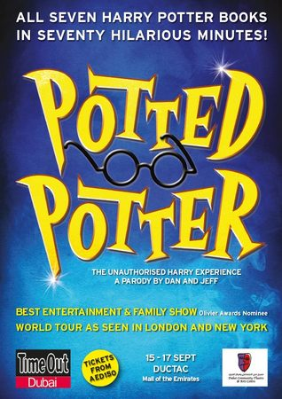 Potted Potter-The Unauthorised Harry Experience
