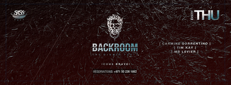 Backroom: The Dinner Party
